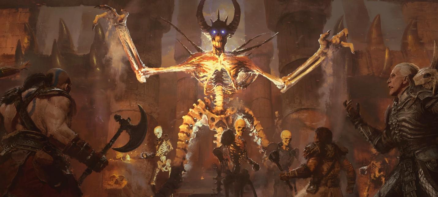 Первый альфа-тест Diablo II Resurrected может пройти в апреле