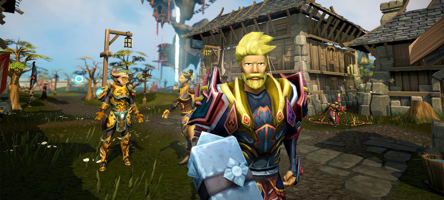 Сотни игроков RuneScape уже месяц не могут залогиниться