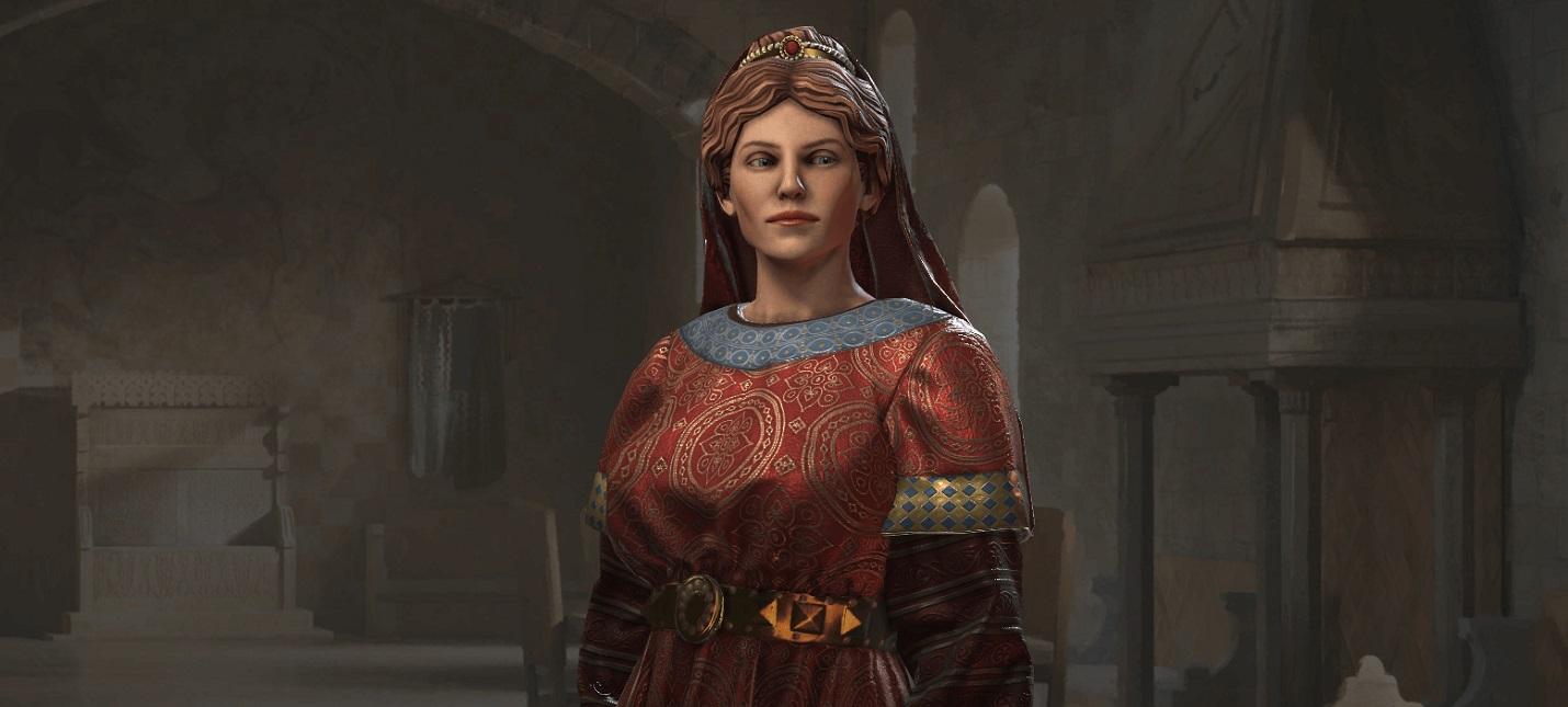 Paradox забанила моддера, который хотел добавить гей-браки в Crusader Kings 3