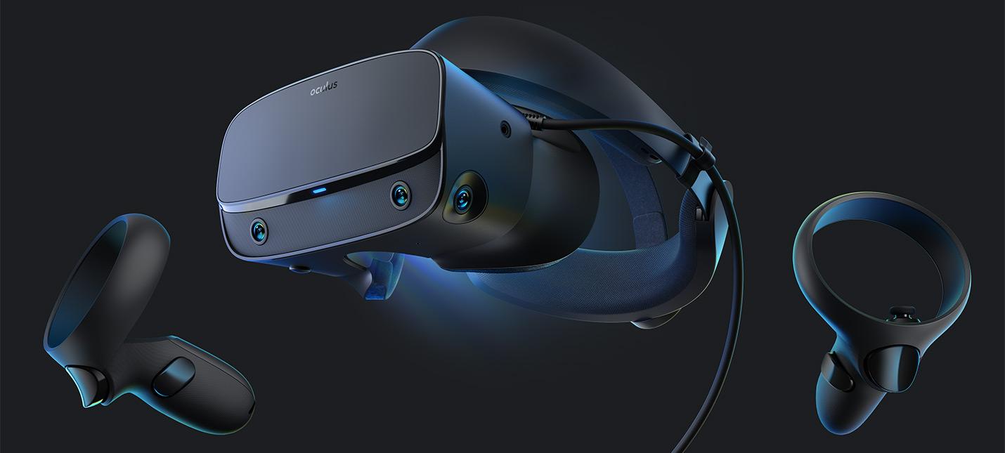 Facebook не будет производить новые партии гарнитуры Oculus RIft S