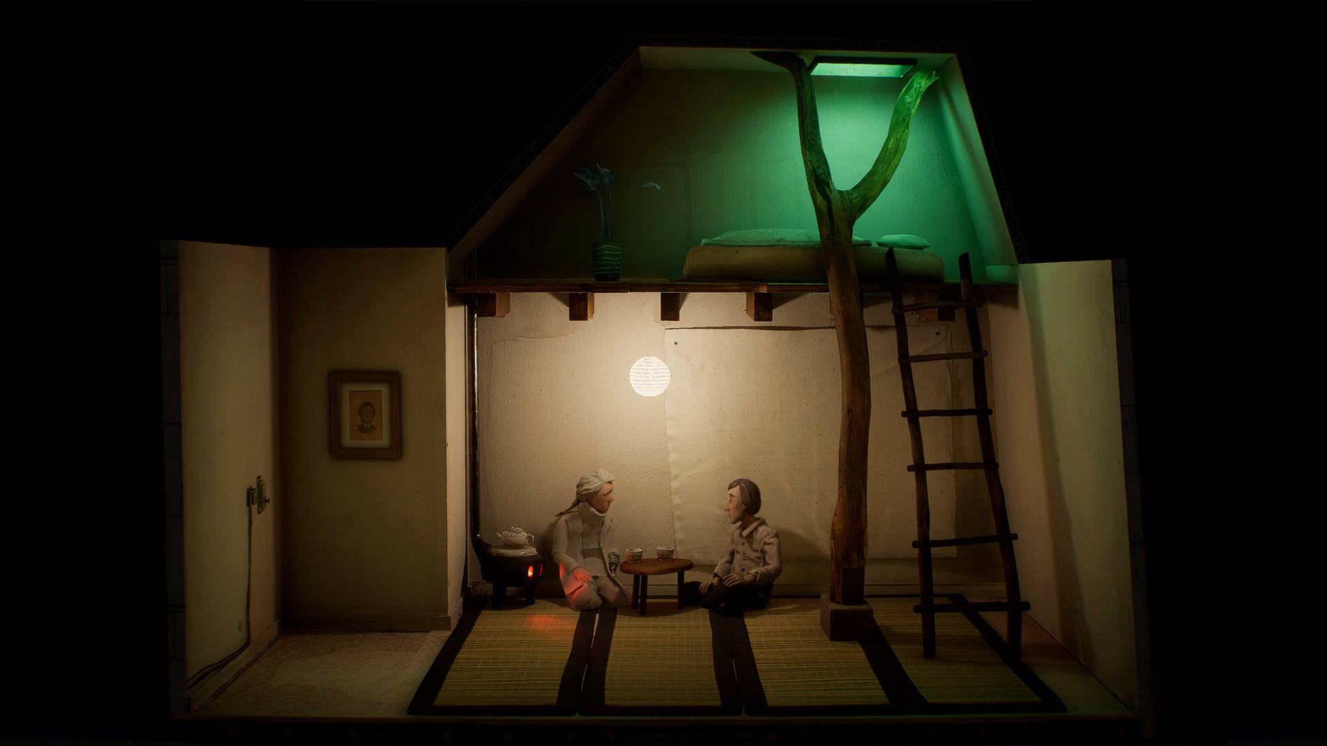 Сюжетный трейлер хендмейд-игры Harold Halibut