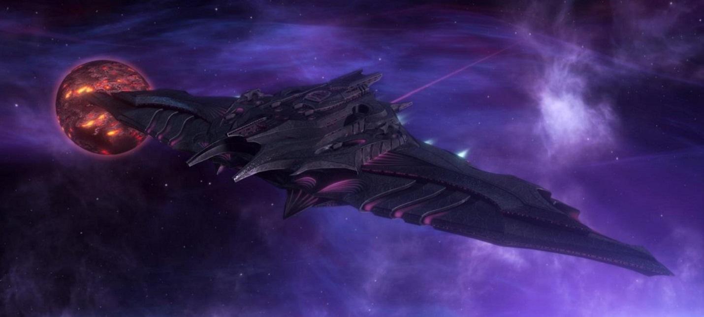 Трейлер Stellaris посвятили обновлению 3.0