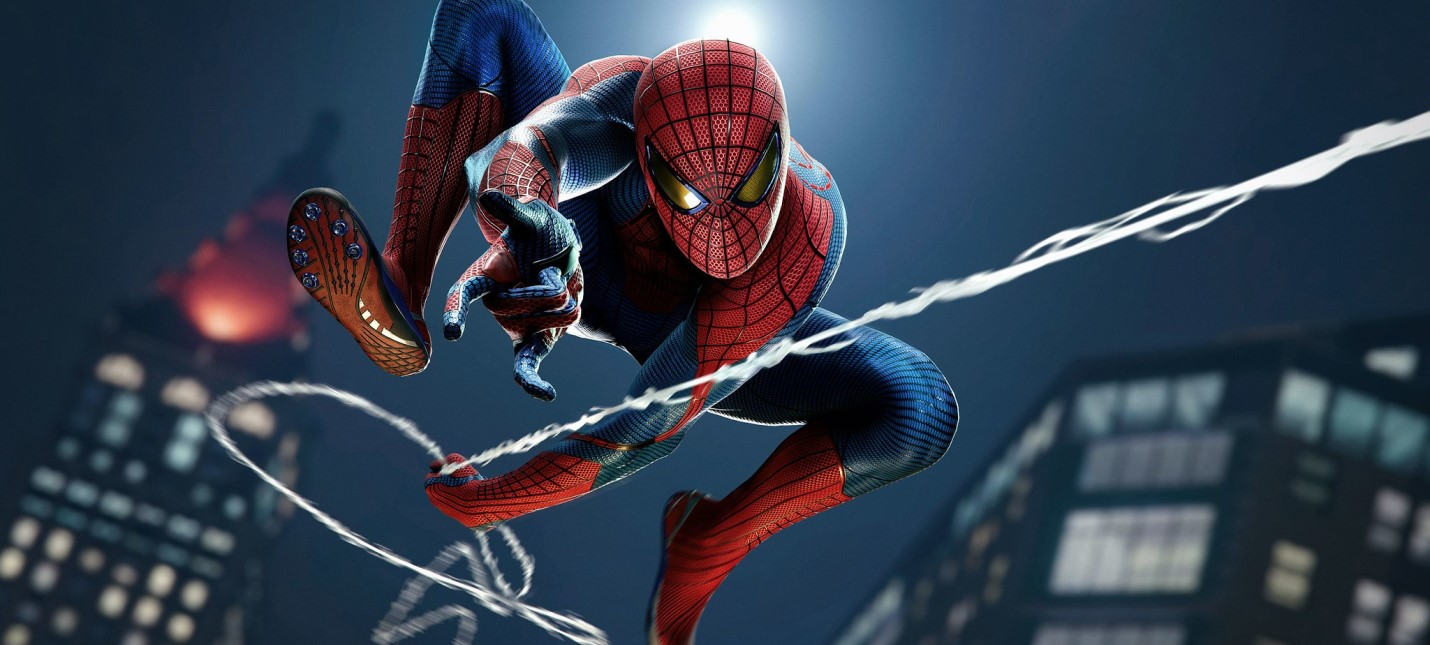 GTA: San Andreas получила мод с Человеком-пауком