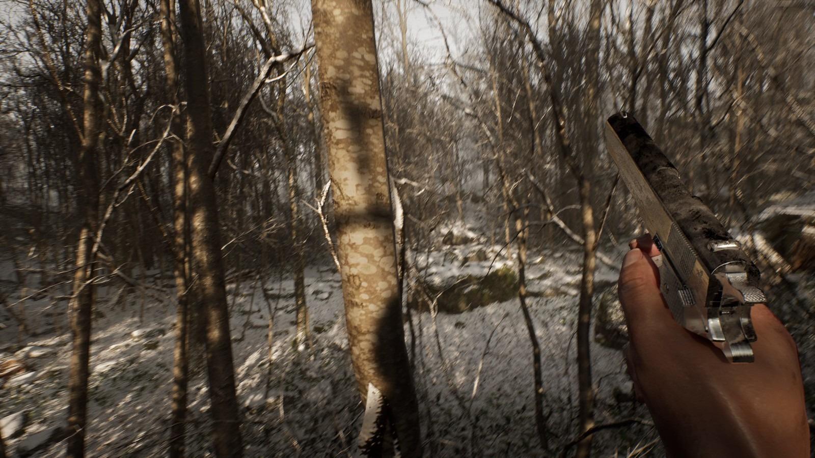 Анонсирована Abandoned — кинематографичный хоррор для PS5