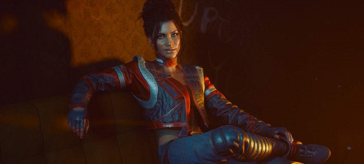 Слух: В Cyberpunk 2077 расширят романтическую линию с Панам Палмер