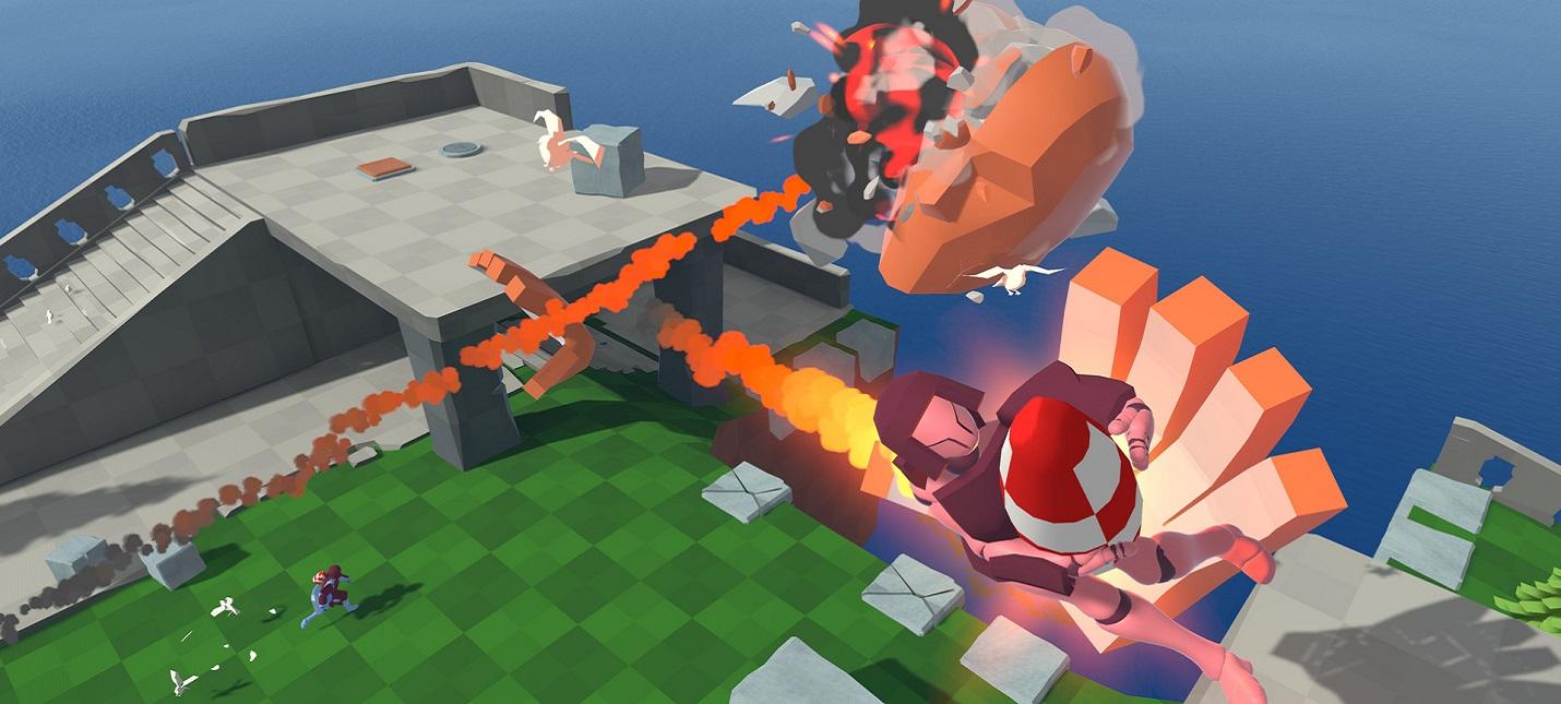 VR-игроки против PC-игроков в тизере сетевого экшена Davigo