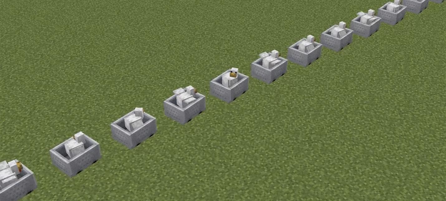 Игроки Minecraft делятся своими странными и сюрреалистичными творениями