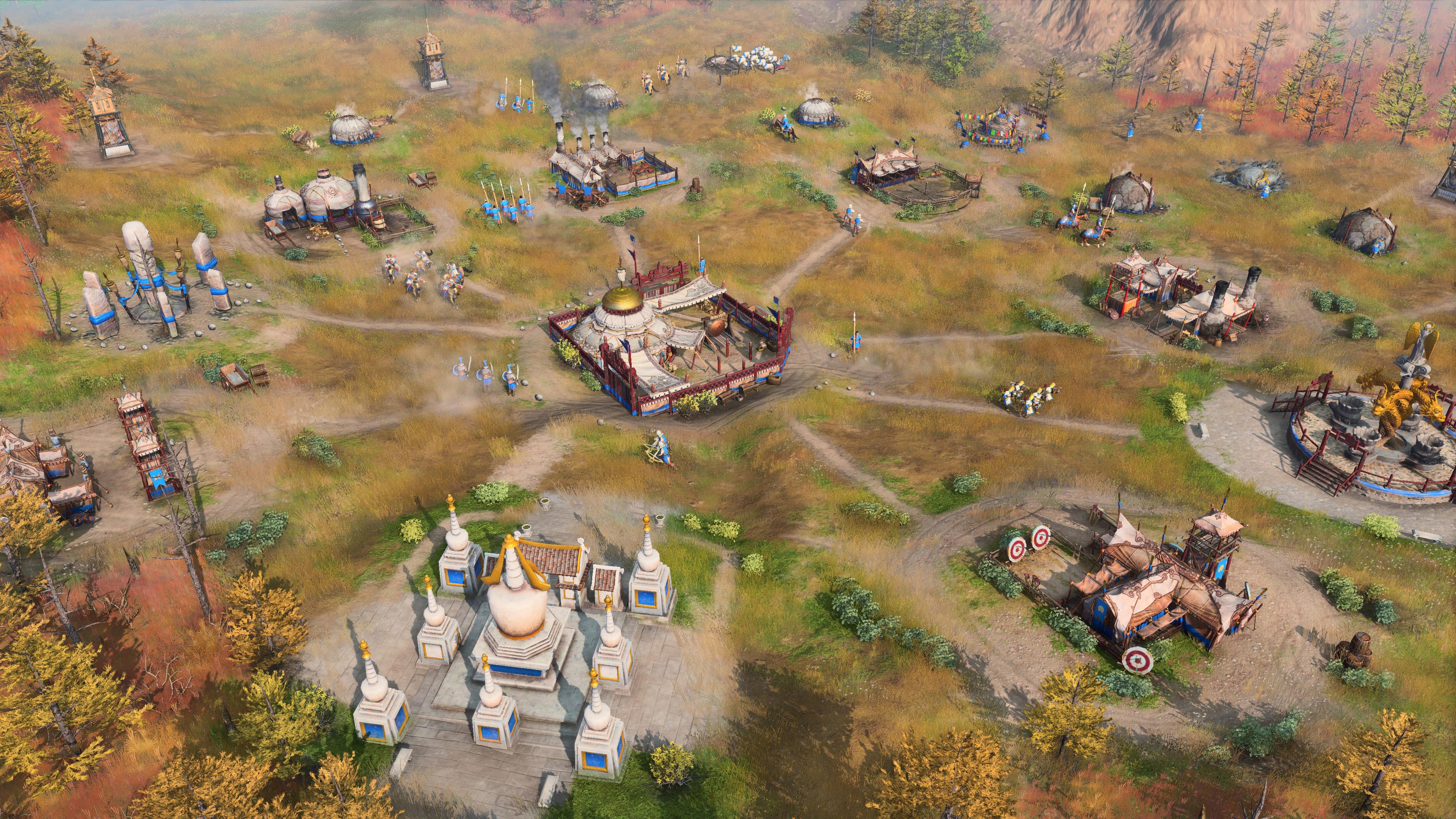 На релизе в Age of Empires 4 будет всего 8 играбельных цивилизаций и 4 кампании