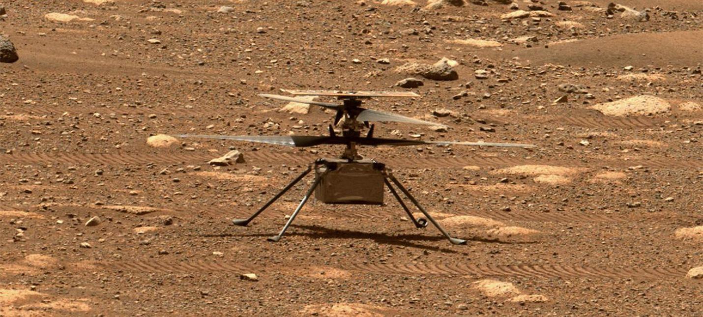 NASA перенсесла запуск марсианского вертолета на следующую неделю