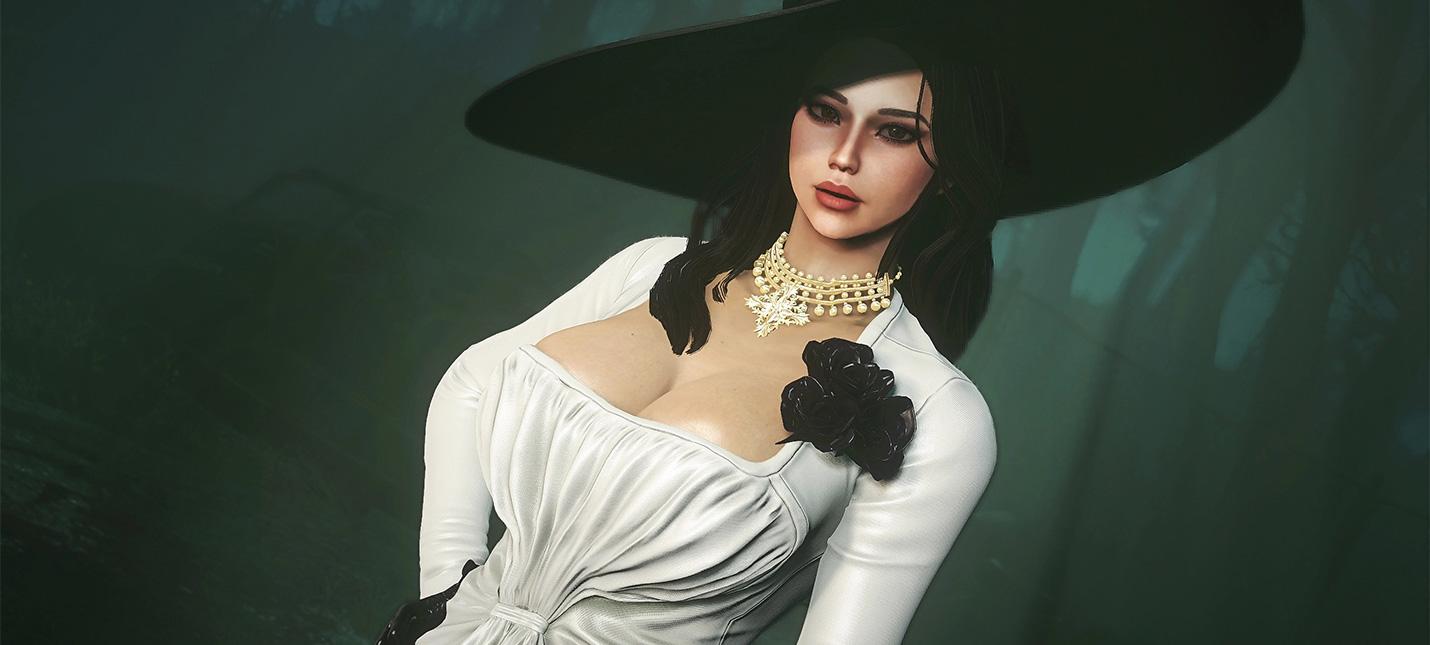 Этот мод добавляет платье Леди Димитреску в Fallout 4