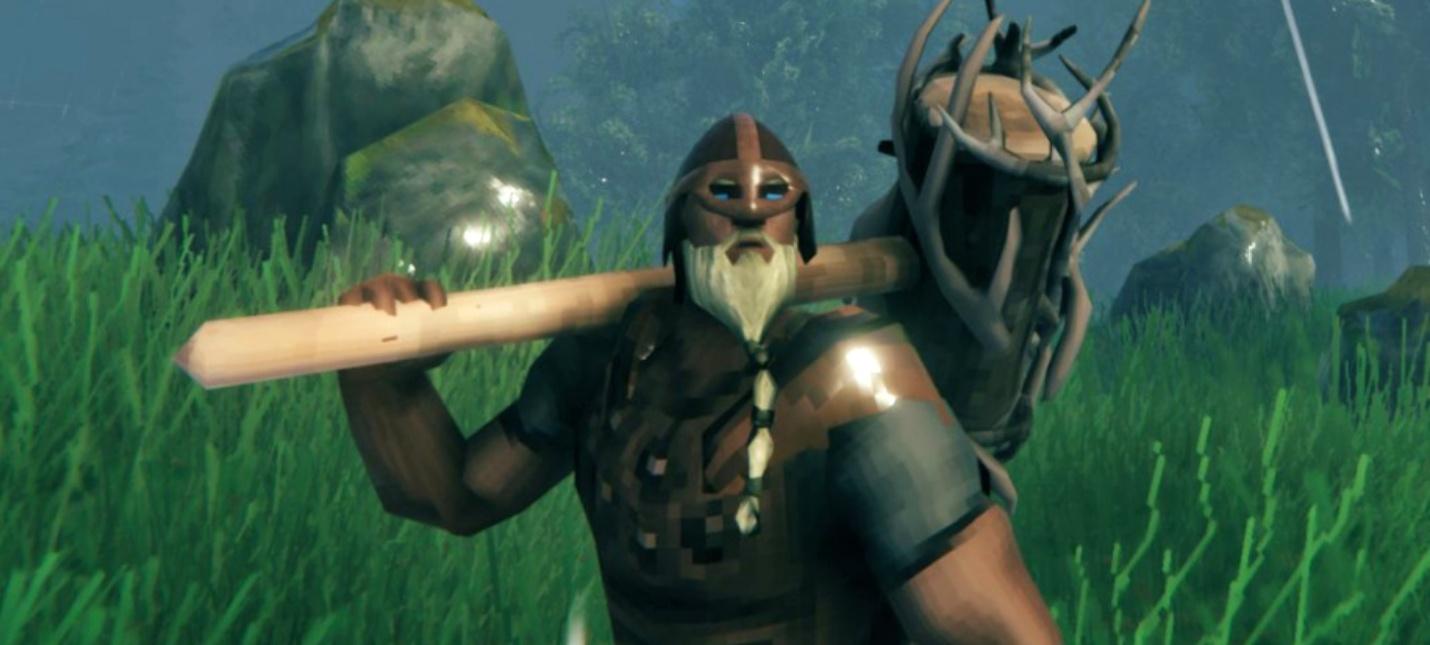 Моддеры добавили в Valheim систему магии в духе Skyrim