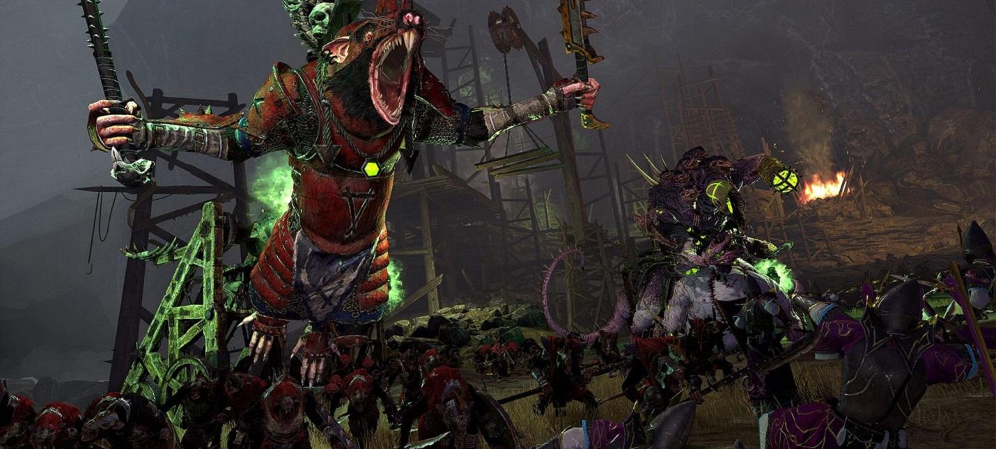 Не стоит в ближайшие месяцы ждать новостей о DLC для Total War: Warhammer 2
