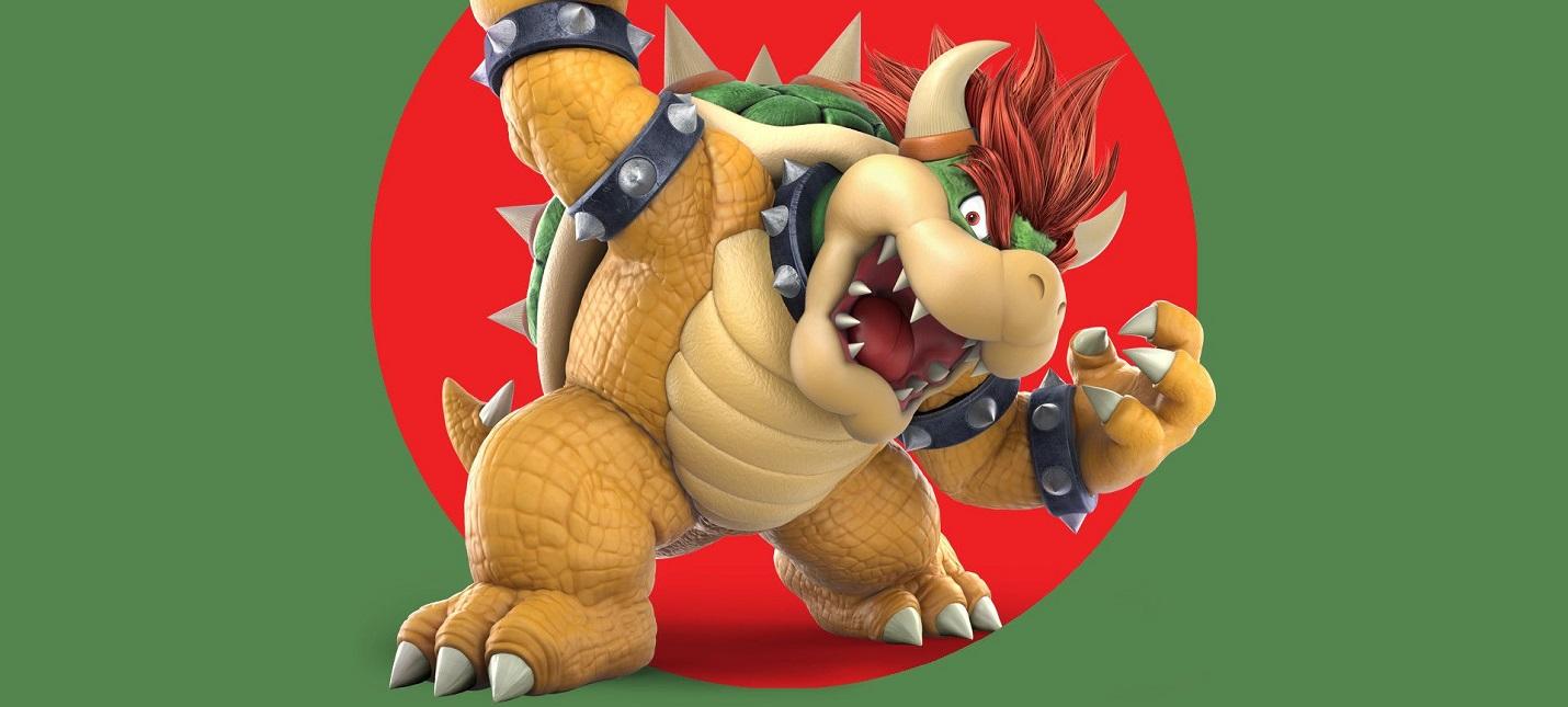 Nintendo заблокировала модель большого пениса Боузера за копирайт
