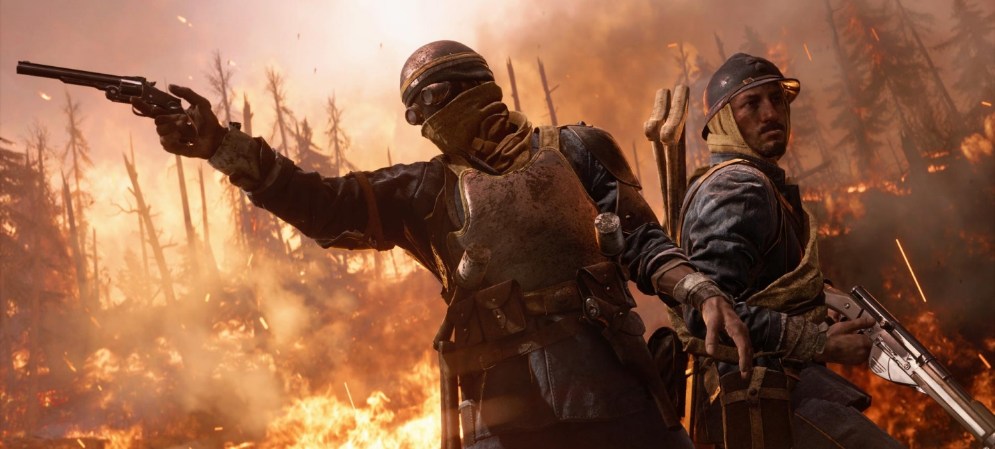Battlefield 1, Call of the Sea и Mafia 2 — в Microsoft Store новая распродажа