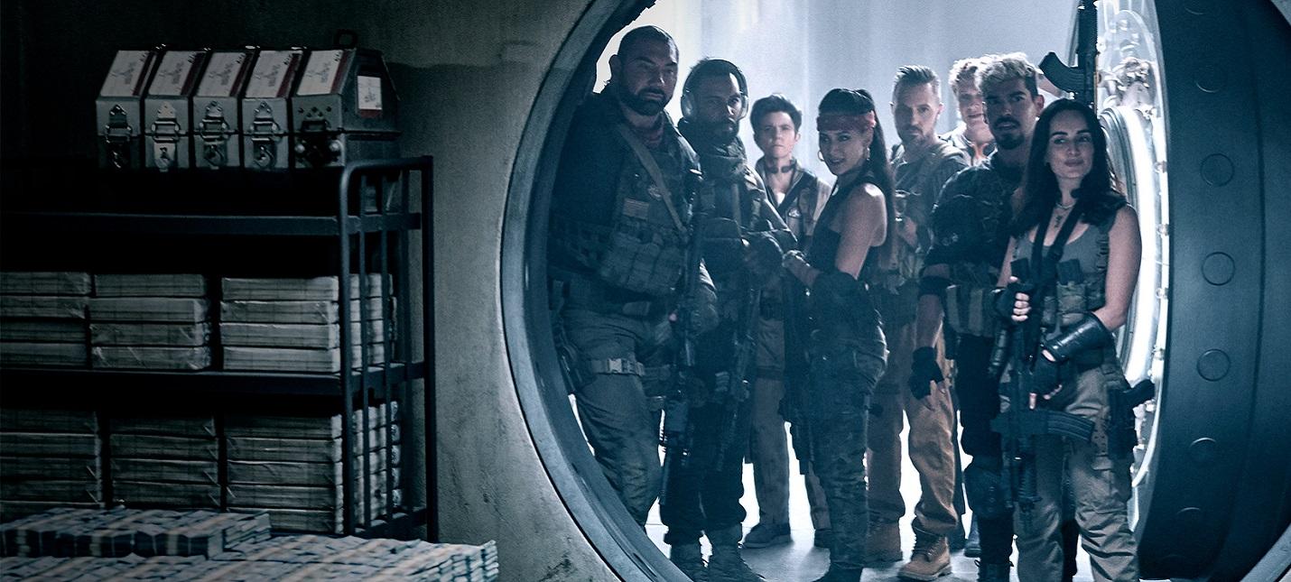Первый трейлер Армии мертвецов Зака Снайдера для Netflix