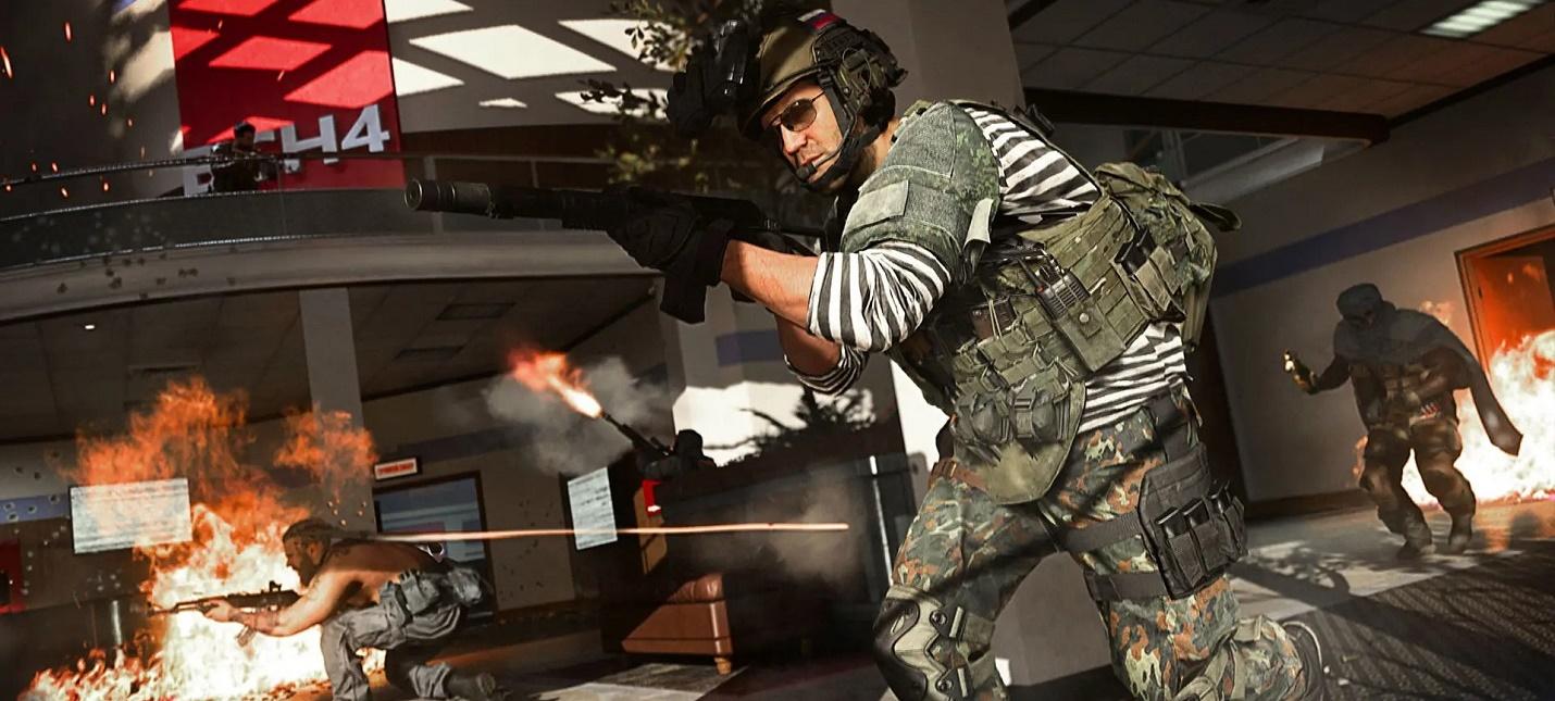 Infinity Ward вернет пропавшие из Modern Warfare карты после небольших изменений