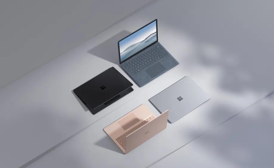 Microsoft анонсировала ноутбуки Surface Laptop 4 на процессорах Intel и AMD — базовая конфигурация обойдется в 999 долларов
