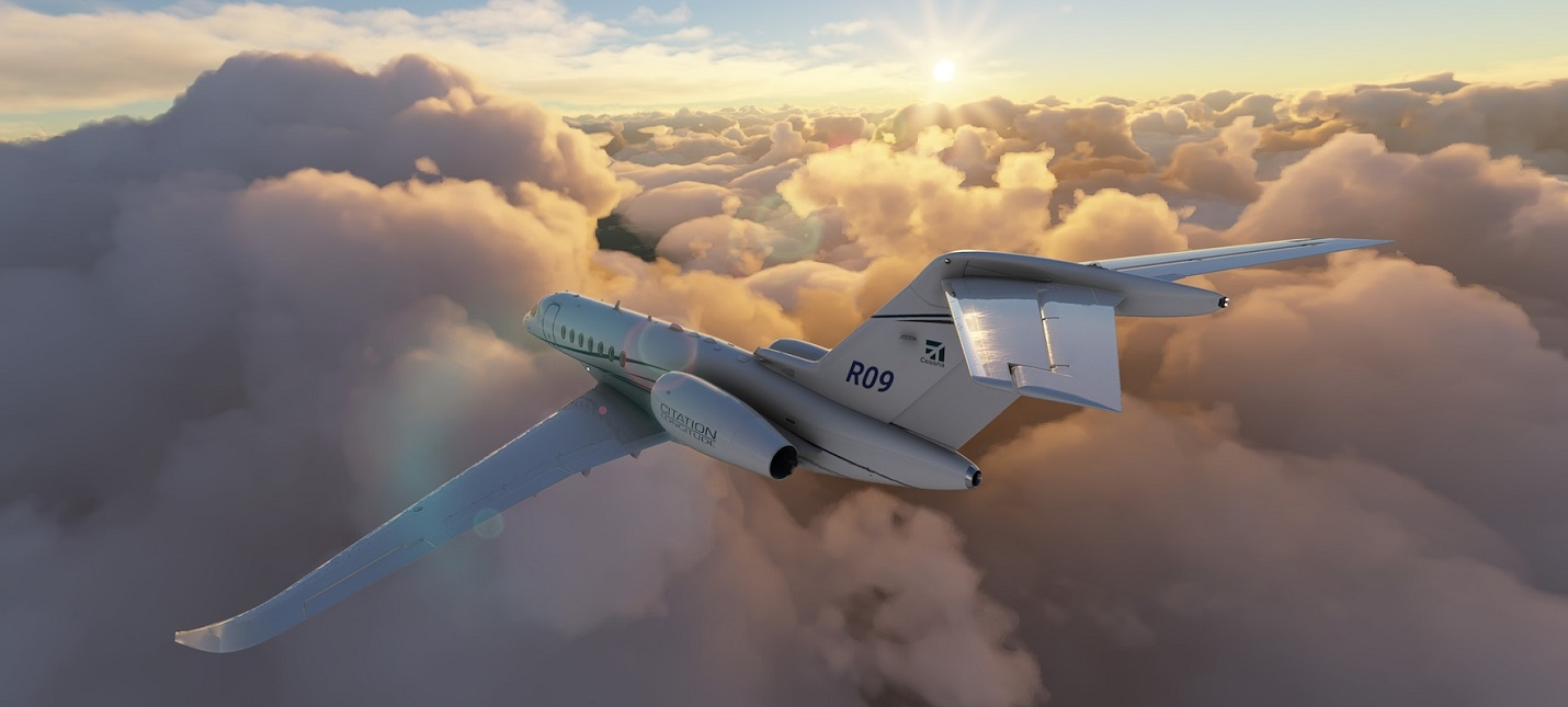 Microsoft Flight Simulator получила обновление, посвященное странам Бенилюкс и Франции