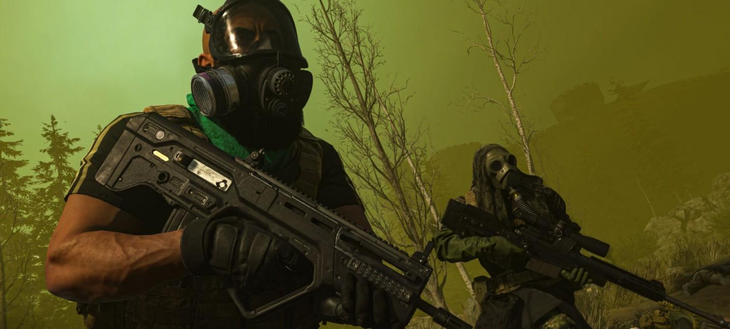 Activision тизерит внутриигровой ивент Call of Duty: Warzone со сменой карты — он пройдет 21 апреля