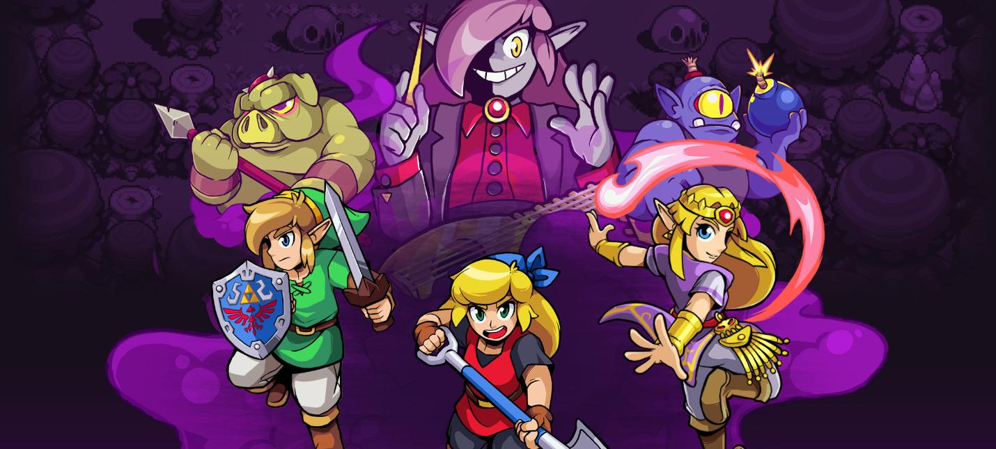 Nintendo проведет новую презентацию Indie World уже сегодня