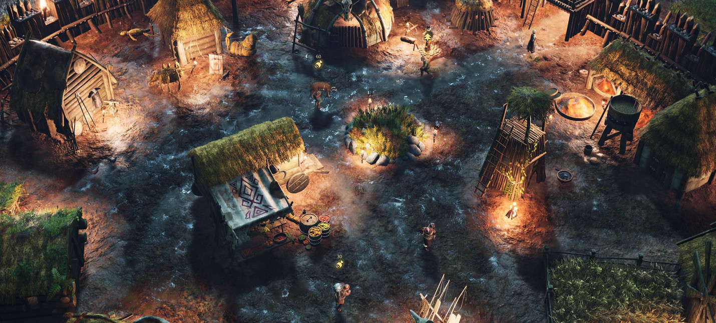 Бывший продюсер CD Projekt RED показал Gord — мрачную стратегию про племена и чудовищ