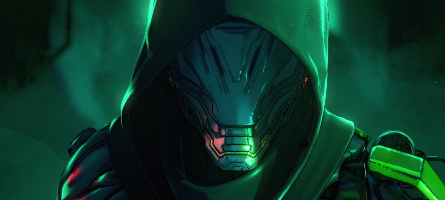 Трейлер бесплатных режимов и платного DLC для Ghostrunner