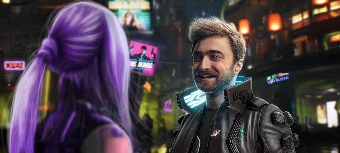 В Cyberpunk 2077 нашли забавную отсылку к Гарри Поттеру
