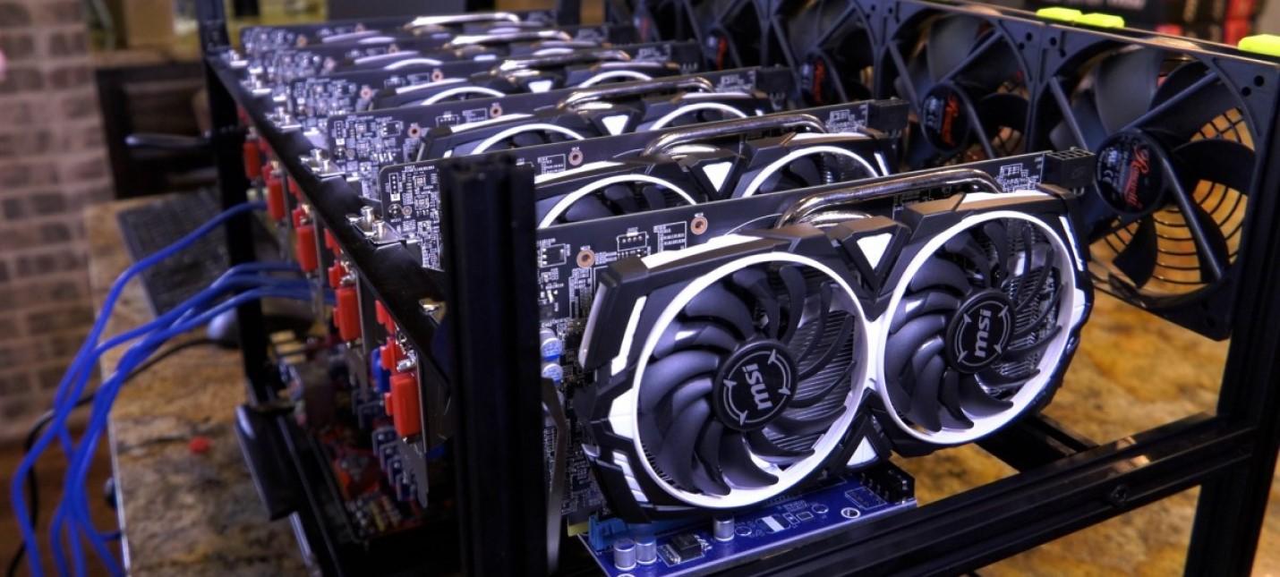 Nvidia: Дефицит видеокарт сохранится весь 2021 год