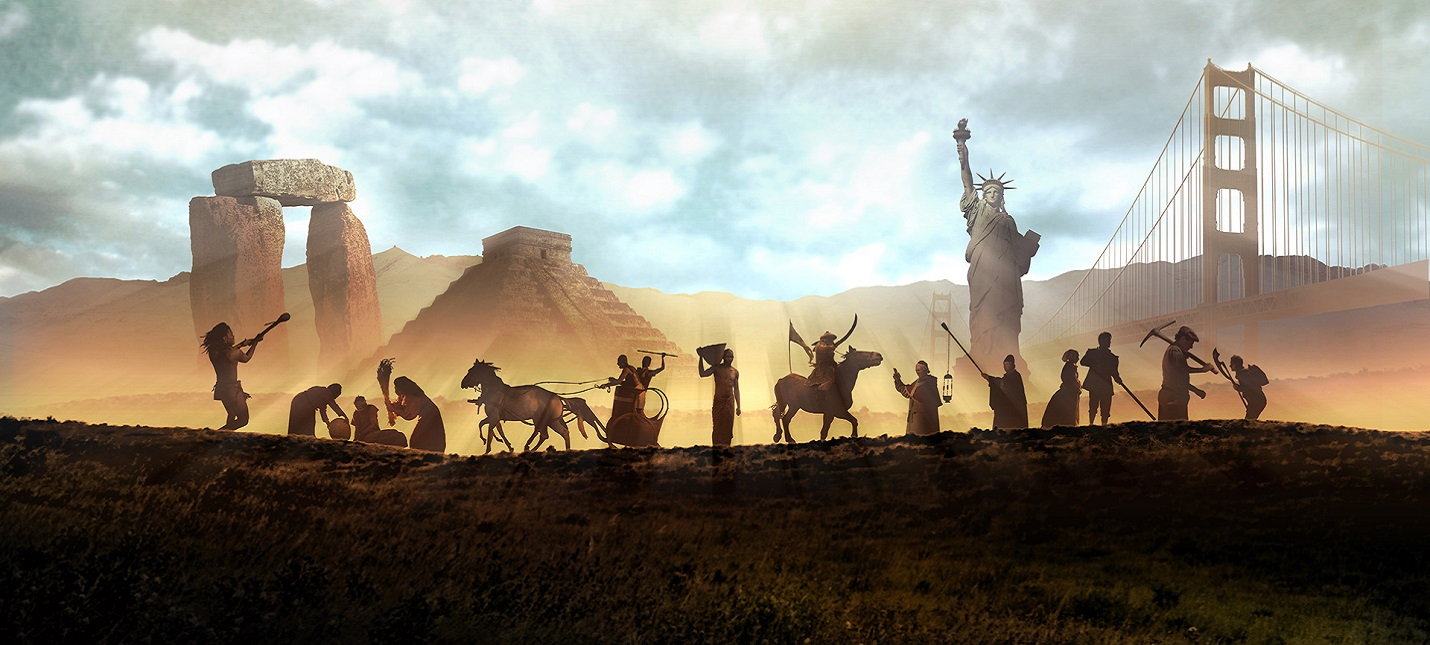 Для Humankind анонсировали первую нацию из современной эпохи  ею стала Америка