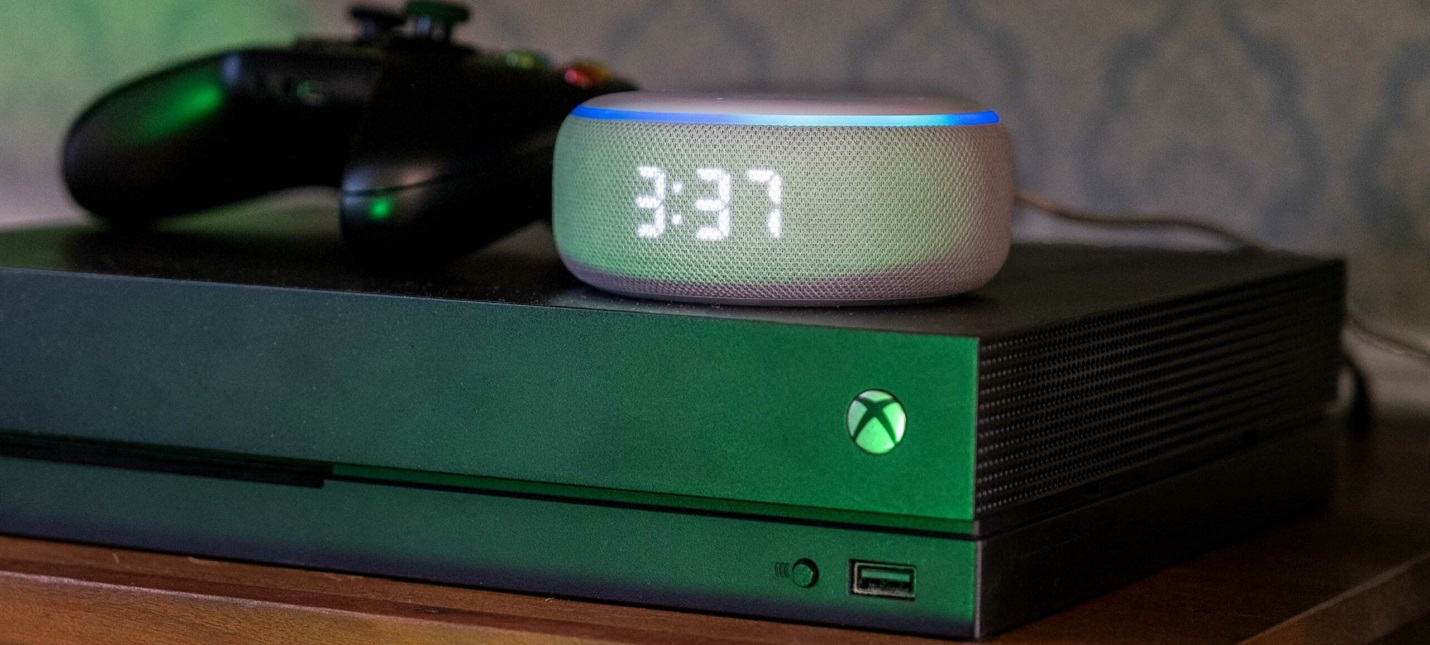 В Xbox Game Pass добавили поддержку голосового помощника Alexa  от Amazon