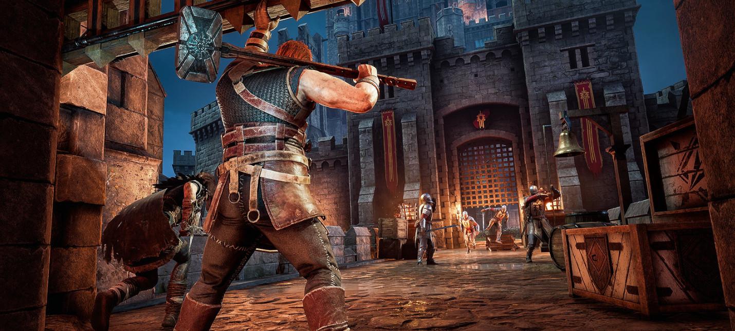 Разработчики Hood: Outlaws & Legends предусмотрели полную поддержку геймпада DualSense