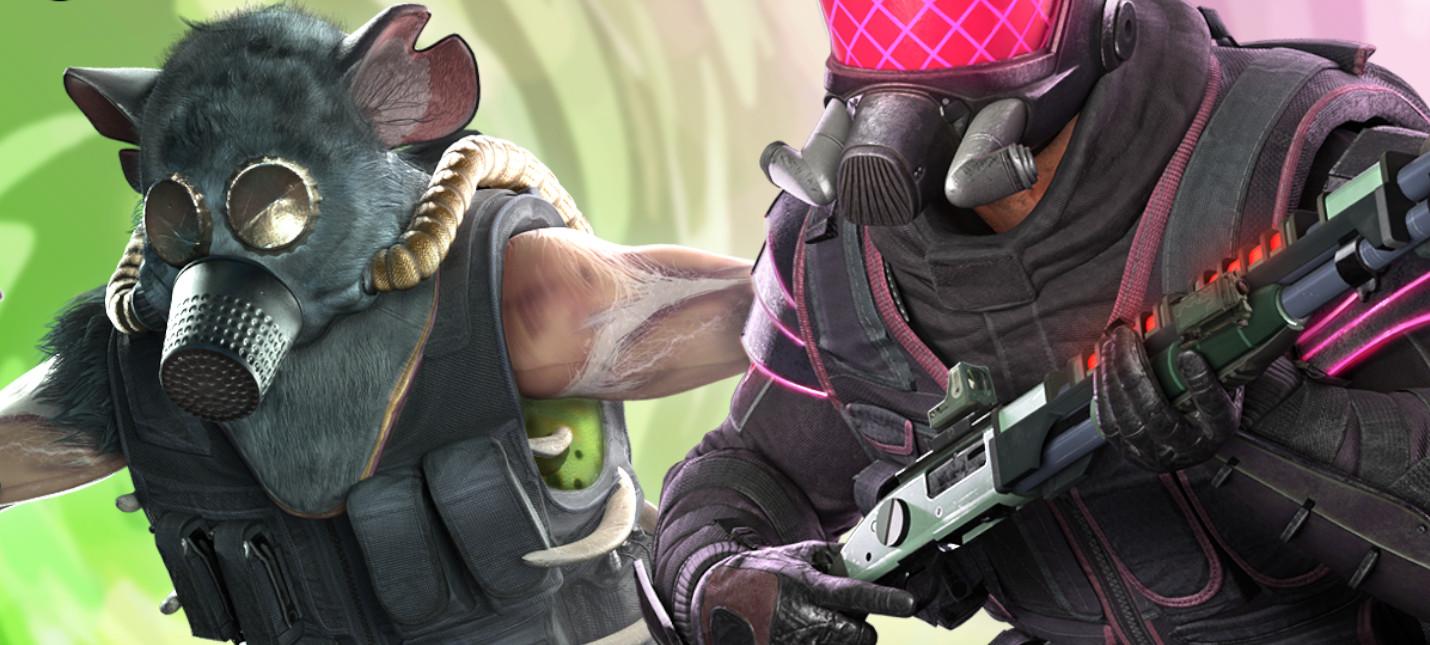 """В Rainbow Six Siege появятся наборы в стиле """"Рика и Морти"""""""