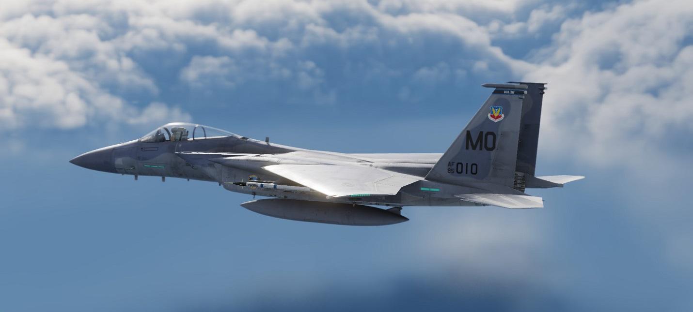 Невероятно красивые полеты в трейлере обновления реалистичного симулятора DCS WORLD