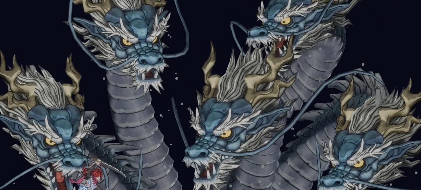 Уникальный японский художественный стиль в трейлере платформера GetsuFumaDen Undying Moon от Konami