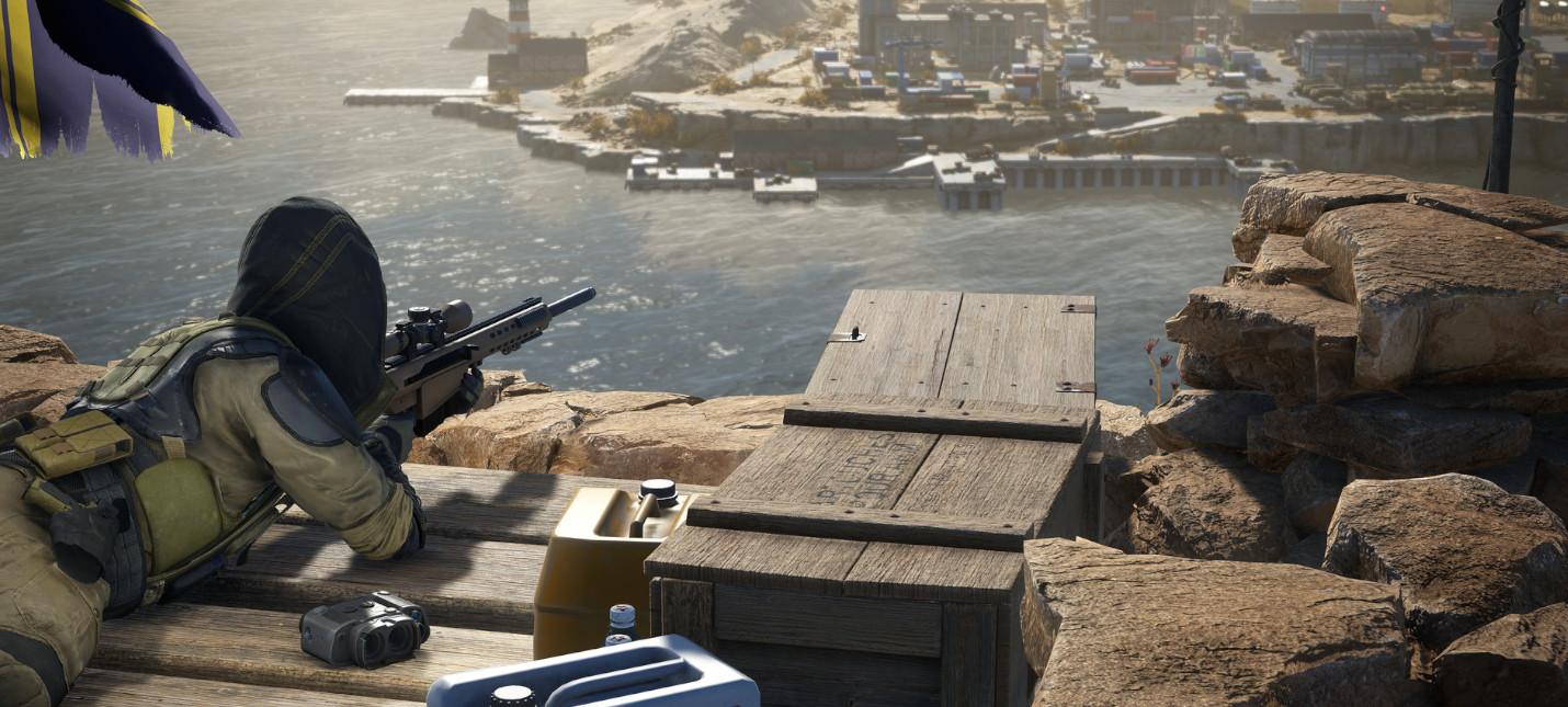 Новый геймплейный трейлер Sniper: Ghost Warrior Contracts 2