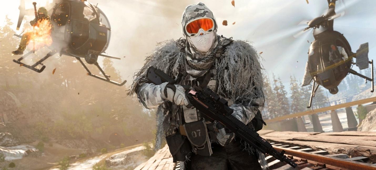 Автометки и очки ночного видения  новый уровень читерства в Call of Duty Warzone