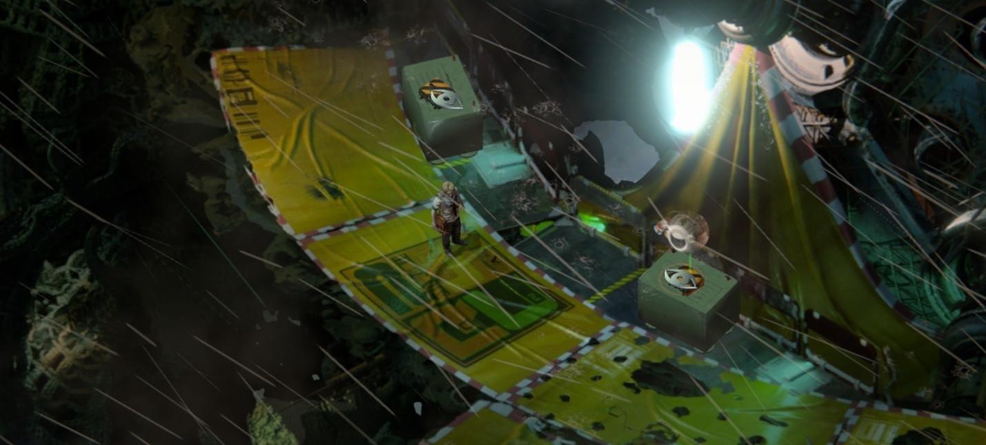 Изометрическая адвенчура Beautiful Desolation выйдет на PS4 и Switch в конце мая
