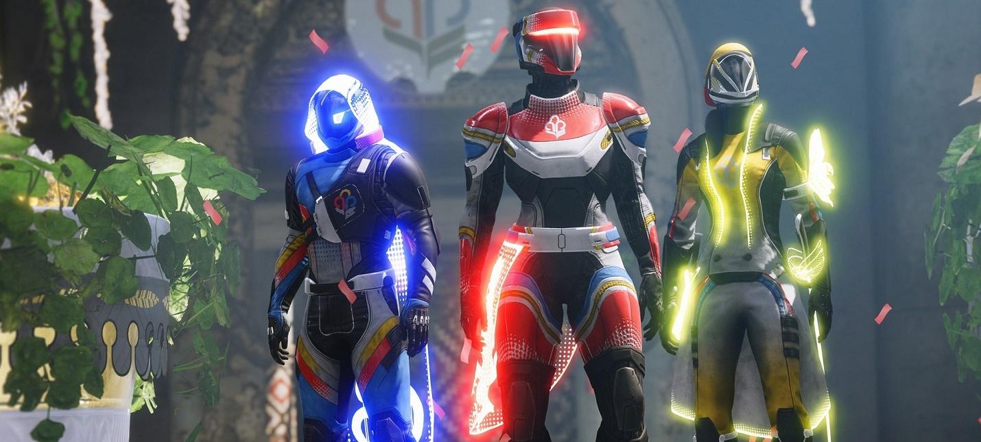 20 апреля в Destiny 2 стартуют Игры стражей