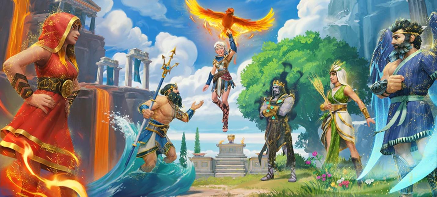 Третье дополнение для Immortals Fenyx Rising выйдет 22 апреля — в нем будет новая боевая система