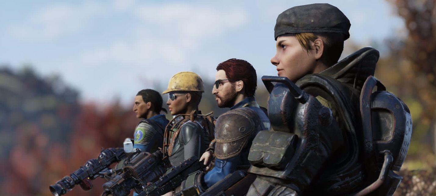 Новое поле и Юкон-5 — детали четвертого сезона Fallout 76
