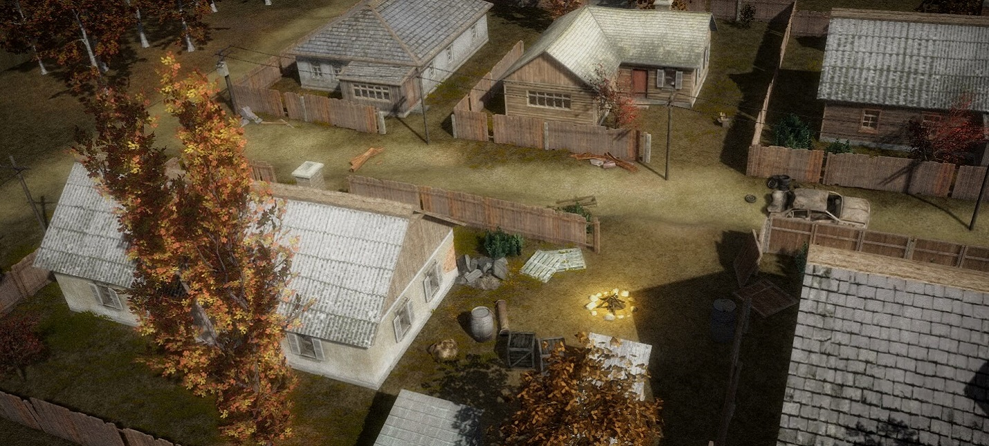 Изометрический экшен Tunguska: The Visitation, вдохновленный S.T.A.L.K.E.R., выйдет в Steam в июне