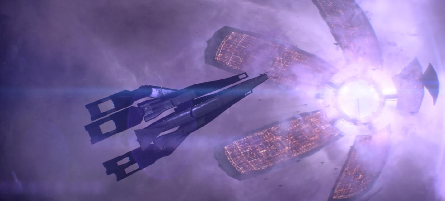 В Mass Effect Legendary Edition появится фоторежим