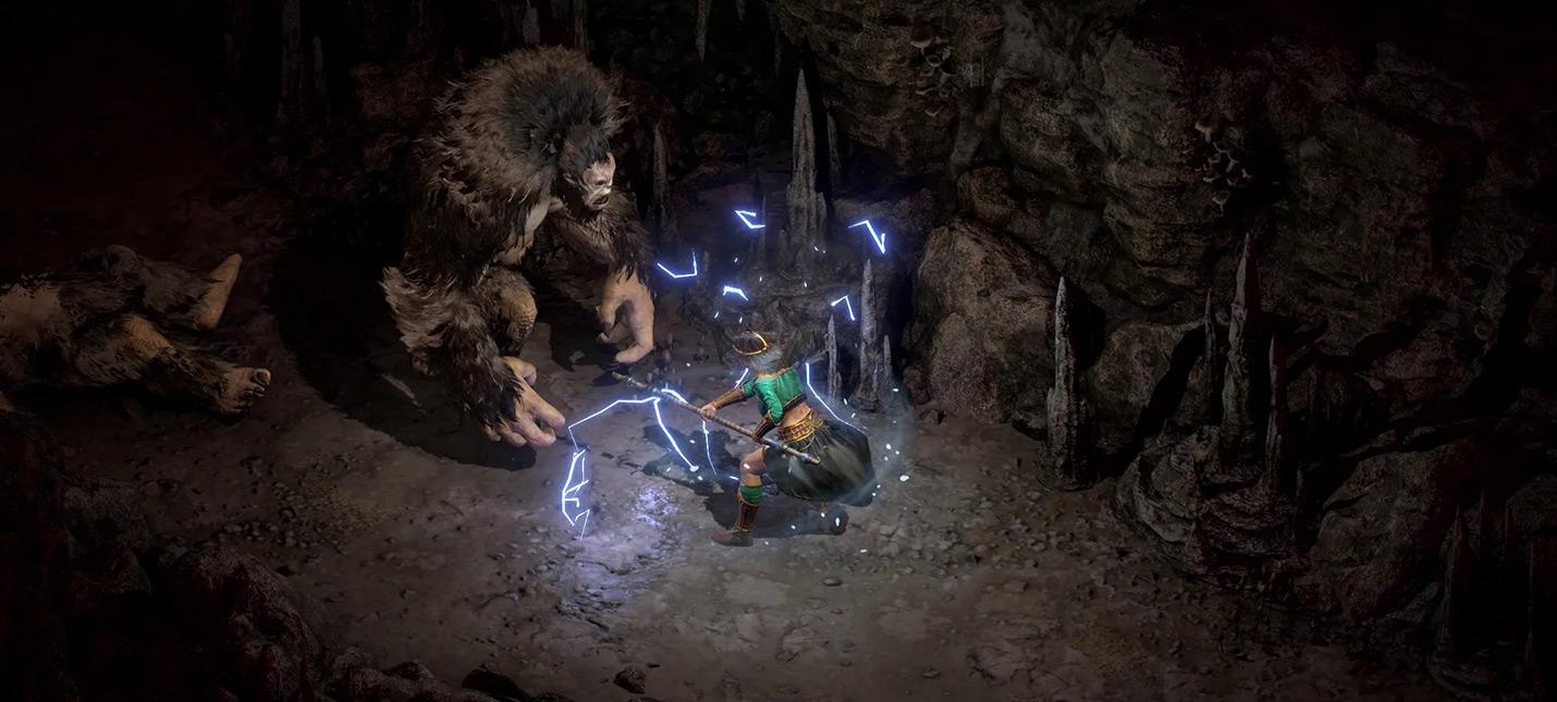 Список графических настроек в Diablo 2 Resurrected