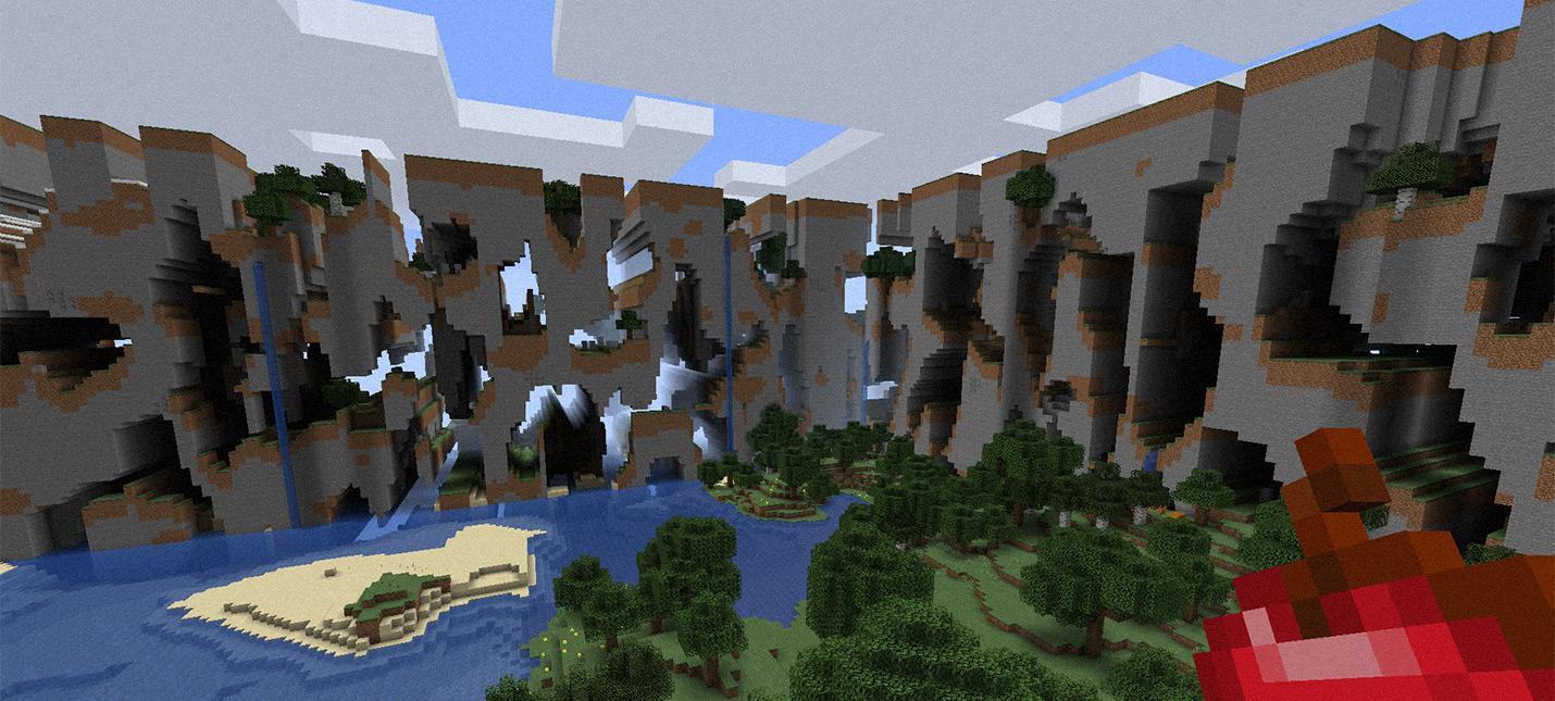 Как игрок Minecraft десять лет идет в далекие земли