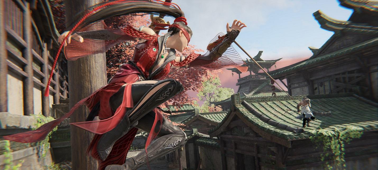 В конце апреля пройдет открытое тестирование королевской битвы Naraka Bladepoint