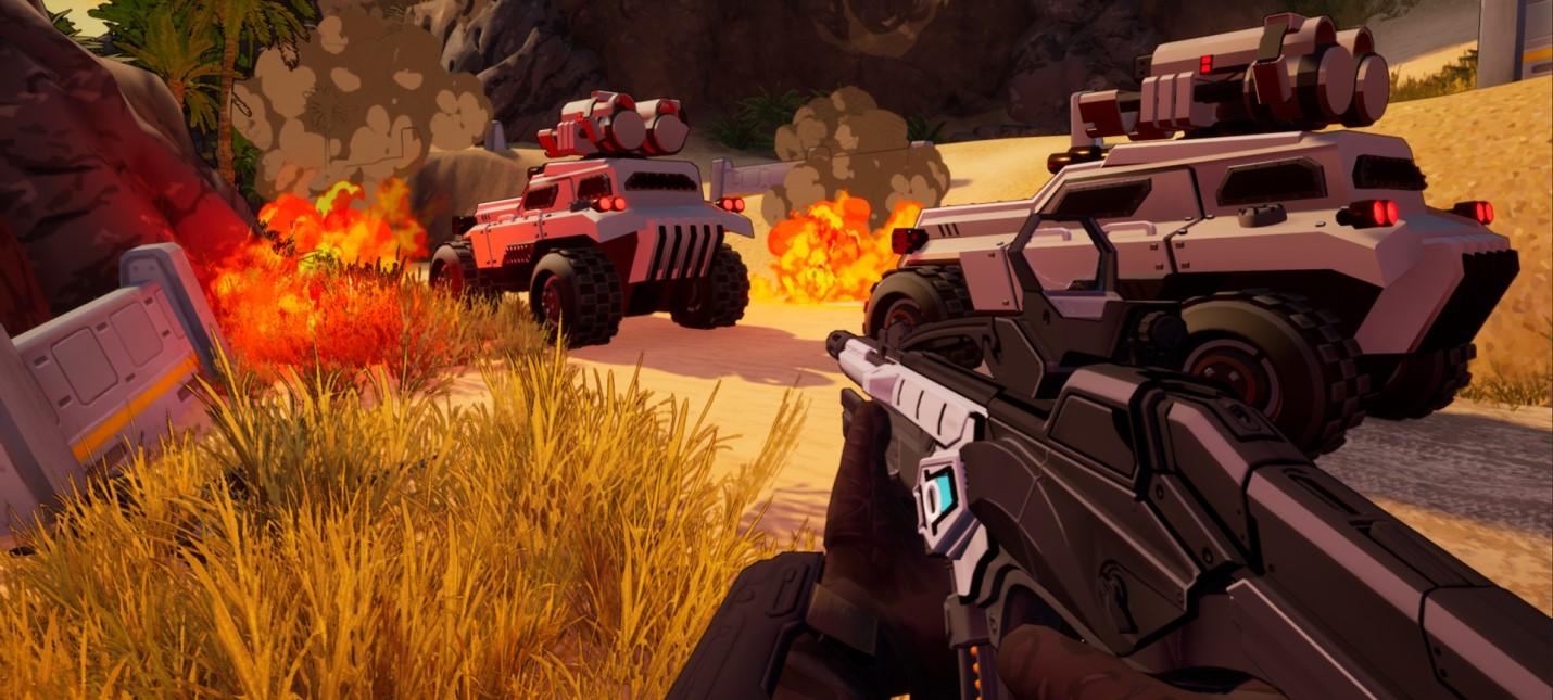 Petroglyph приостановила разработку Earthbreakers для работы над новой игрой