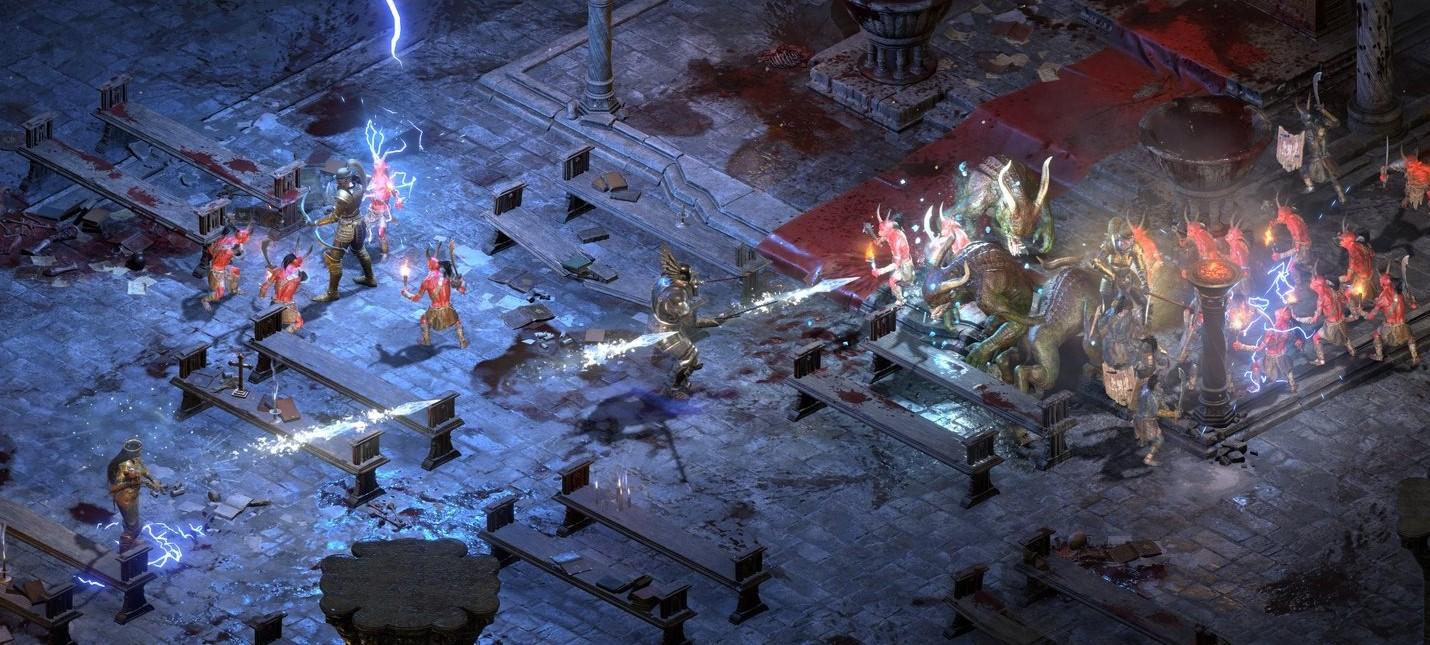 Аутентичный ремастер детства многих игроков  Vicarious Visions о Diablo II Resurrected