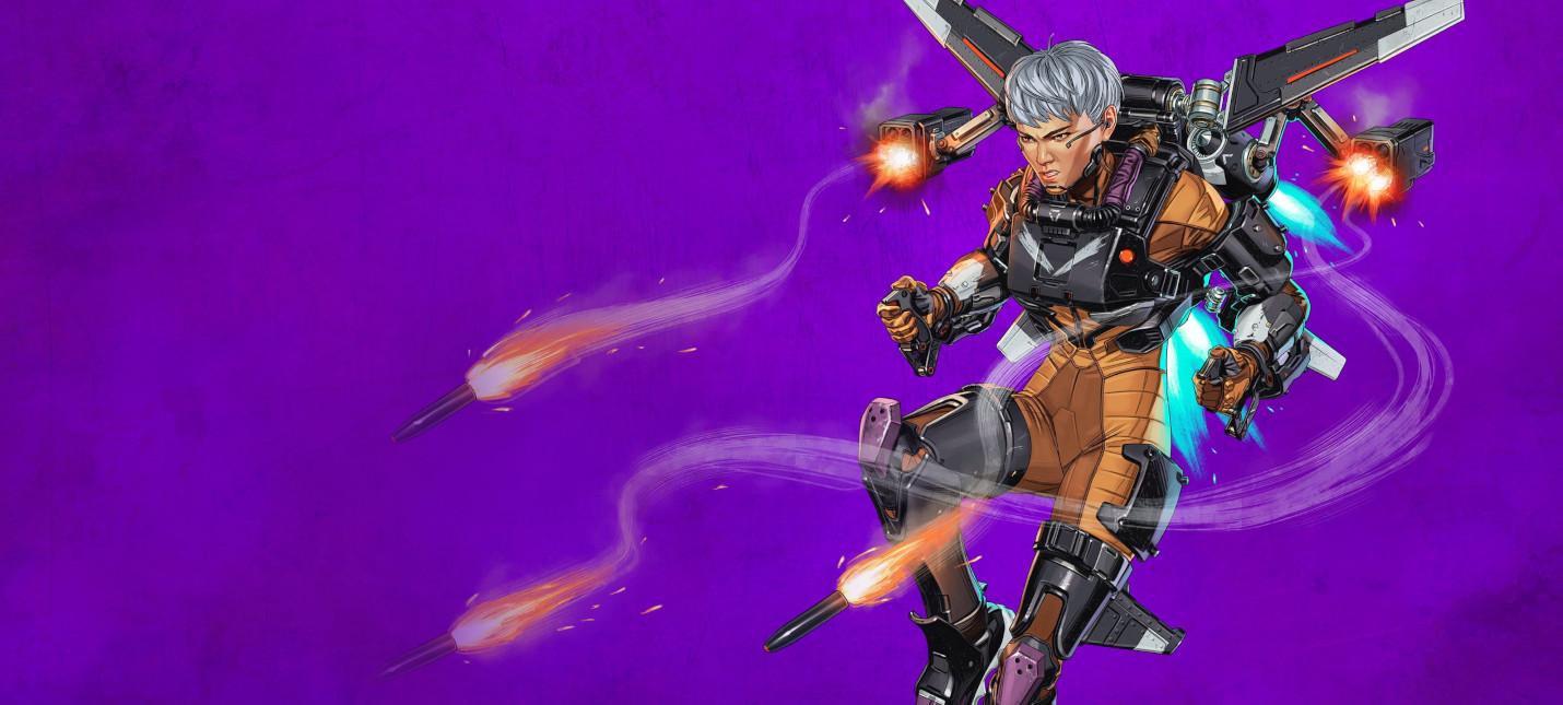 Новый сюжетный трейлер Apex Legends — Northstar