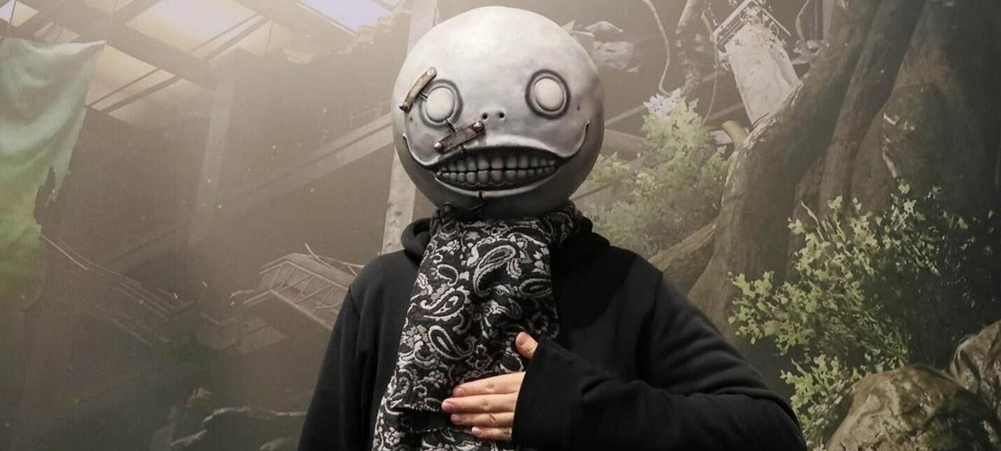 Создатель Drakengard и NieR работает над новой игрой вместе со Square Enix