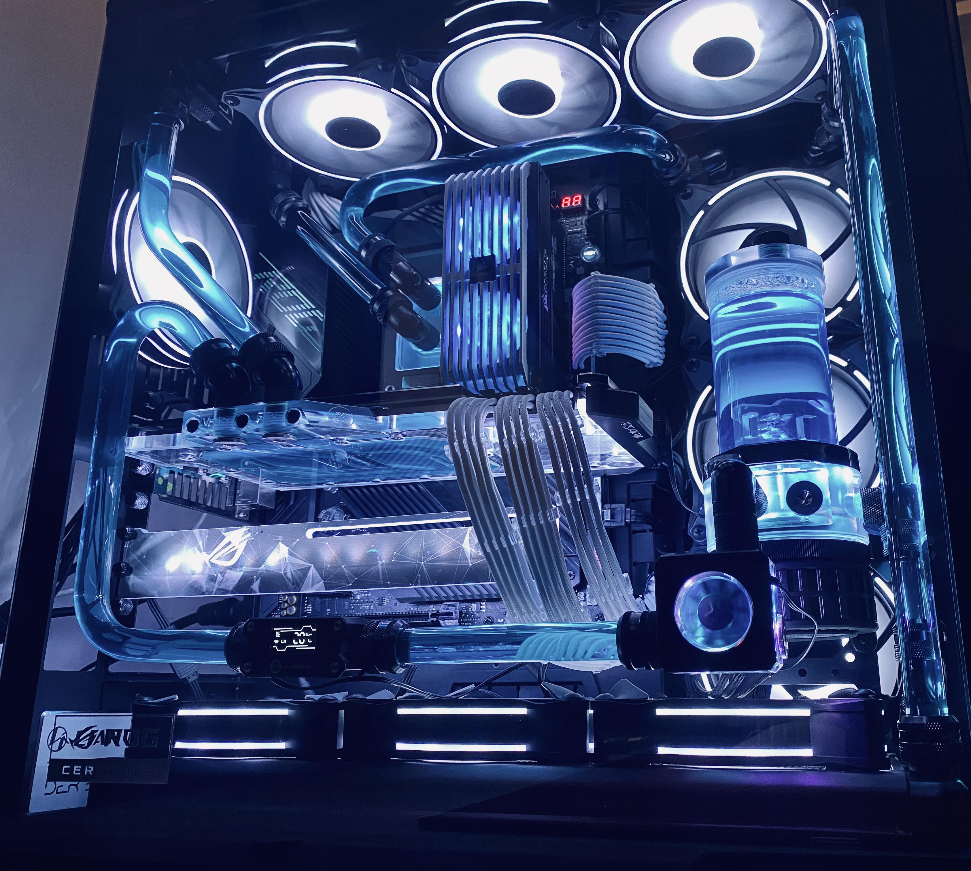 Посмотрите на эти крутые PC и пошлите скупщиков видеокарт еще дальше